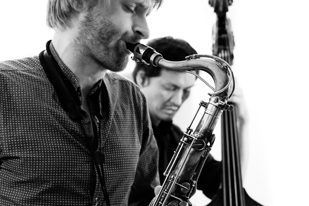 Jazz Musiker live #5