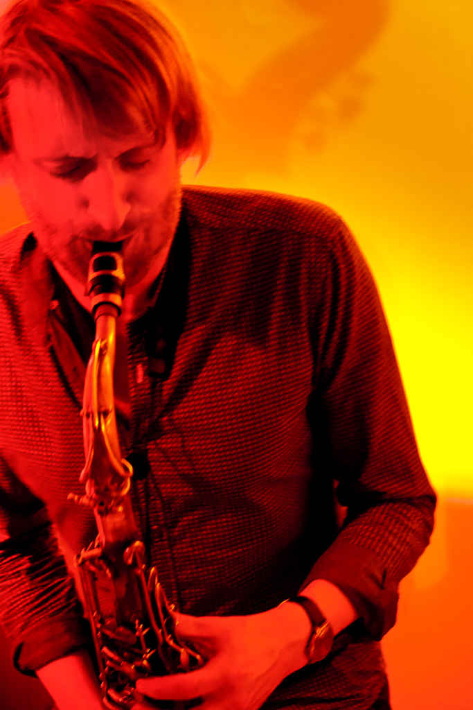 Jazz Musiker live #1