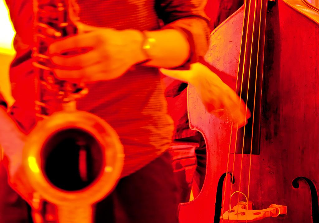 Jazz Musiker live #3