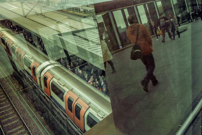 Reflektionen #4 (Overground)