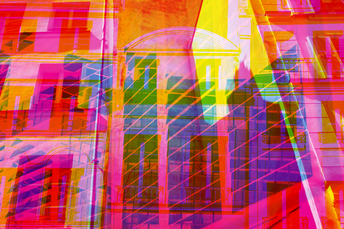 Paris CMY - Immeubles - sehnerv, Christoph Ramm