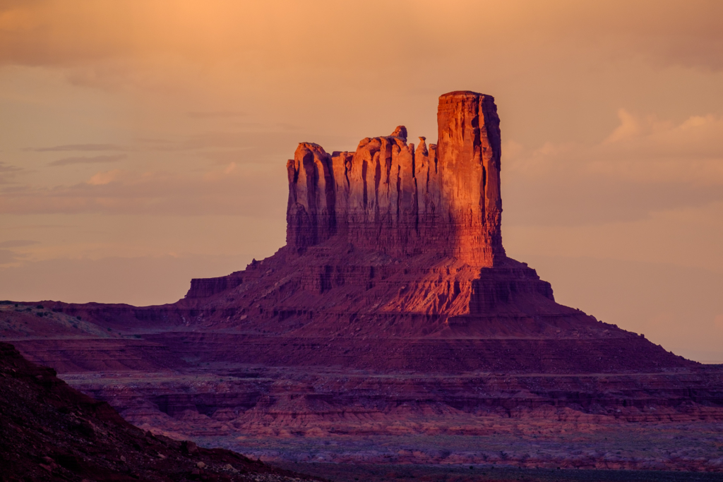 Landschaftsfotografie Monument Valley- sehnerv, Christoph Ramm